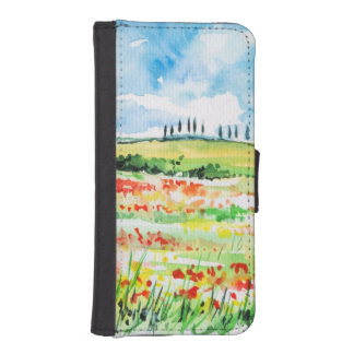 Tuscany iPhone SE/5/5s Wallet Case