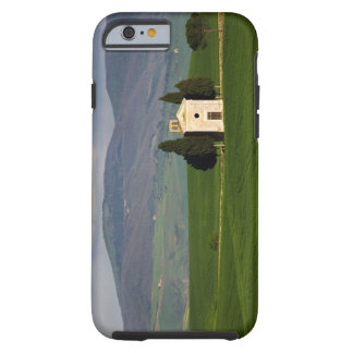 Tuscany, Italy, Val d'Orcia, Pienza, Chapel of Tough iPhone 6 Case