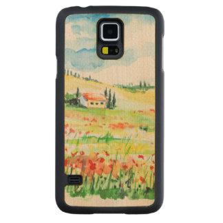 Tuscany Maple Galaxy S5 Case