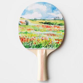 Tuscany Ping Pong Paddle