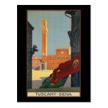 Tuscany Siena Post Cards