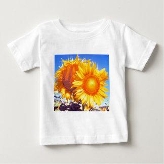 tuscany sunflower2.jpg baby T-Shirt