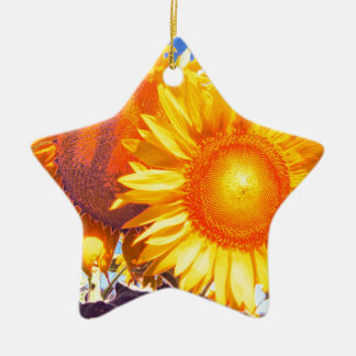 tuscany sunflower2.jpg christmas ornament