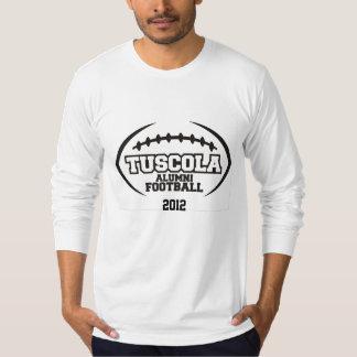 Tuscola Alumni Football Long Sleeve T Shirts