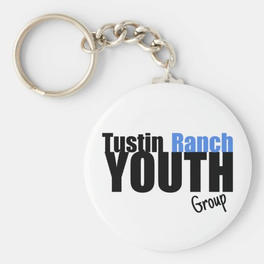 Tustin Ranch Youth Group Key Chain