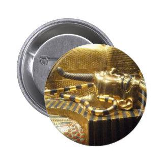 Tutanchamun 6 Cm Round Badge