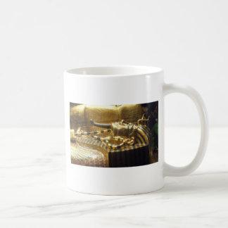 Tutanchamun Basic White Mug