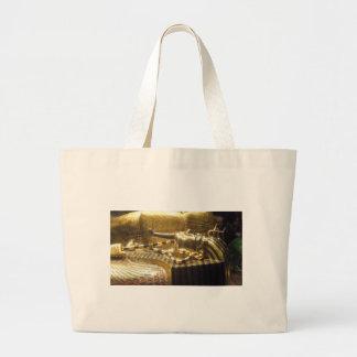 Tutanchamun Jumbo Tote Bag