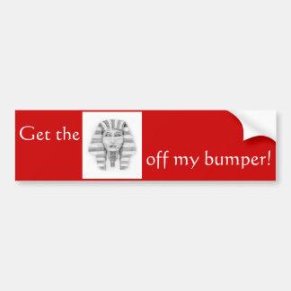 Tutankhamen Bumper Stickers