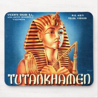 Tutankhamen Mouse Pad