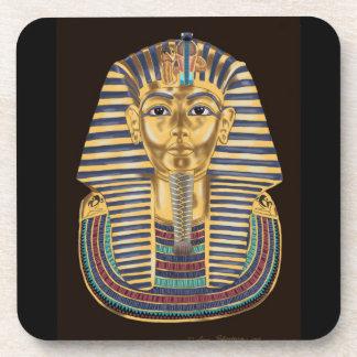 Tutankhamon's Golden Mask Coaster
