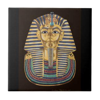 Tutankhamon's Golden Mask Tile