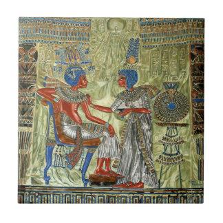 Tutankhamon's Throne Tile