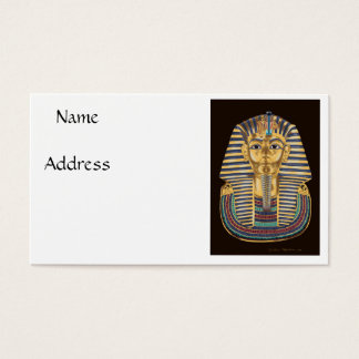 Tutankhamon's Golden Mask