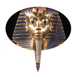 Tutankhamun Cake Topper