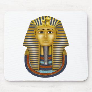 Tutankhamun Egyptian Mask Mouse Pads