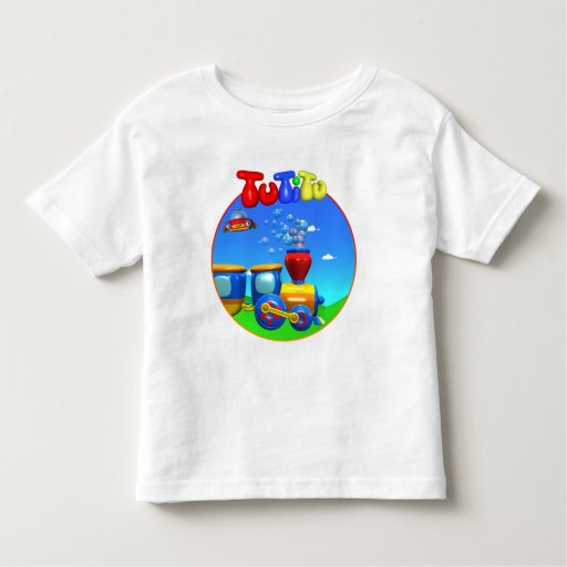 TuTiTu Train Toddler T-Shirt