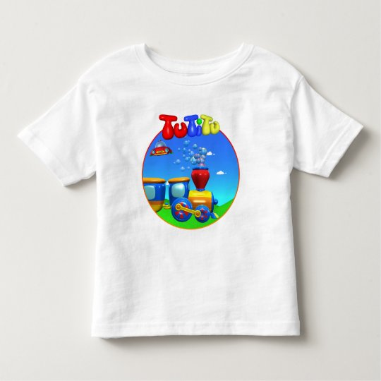 TuTiTu Train Toddler T-Shirt