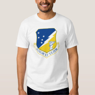 "TUTOR ET ULTOR - ""Protector and Defender""AIR FORCE Tshirt"