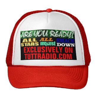 Tutt Radio Allstar s Hat