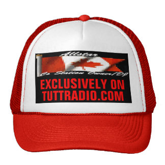 Tutt Radio Allstar's Hat