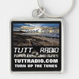 Tutt Radio JR's Keychain