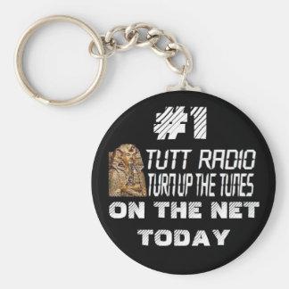 Tutt Radio Keychain