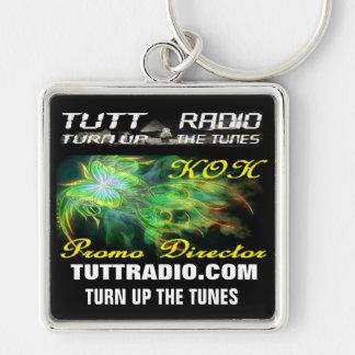 Tutt Radio Koh's Keychain