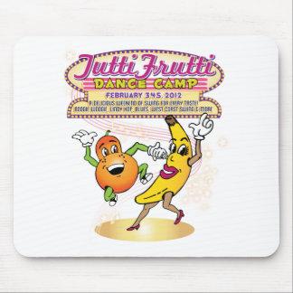 Tutti Frutti Dance Camp Mouse Mat