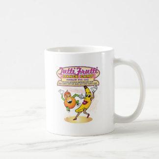 Tutti Frutti Dance Camp Coffee Mugs