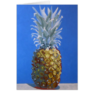 Tutti-Frutti Pineapple Greeting Card / Invitation