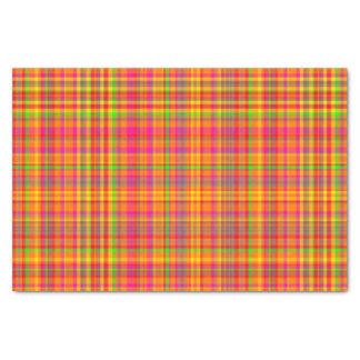 Tutti Frutti PLAID-1-TISSUE WRAPPING PAPER