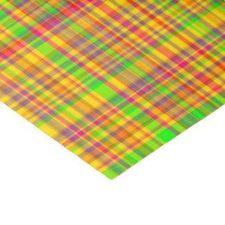 Tutti Frutti PLAID-2-TISSUE WRAPPING PAPER