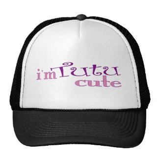 Tutu Cute (Ballet) Trucker Hats