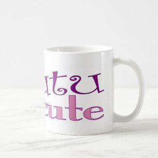 Tutu Cute (Ballet) Mug