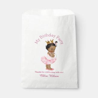 Tutu Cute Ethnic Ballerina Birthday Princess Favour Bags