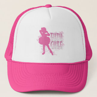 Tutu Cute (Pink) Trucker Hat
