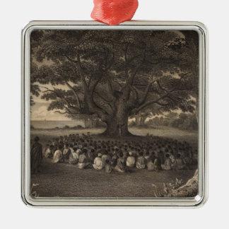 Tutui Trees, Hawaii Christmas Ornament