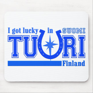 Tuuri Finland mousepad - customizable