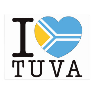 Tuva Love v2 Postcard