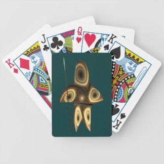 Tuvaaq - Fractal Inuit Hunter Poker Deck