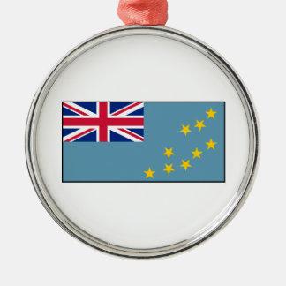 Tuvalu – Tuvaluan Flag Christmas Ornaments