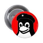 Tux Guevara Buttons