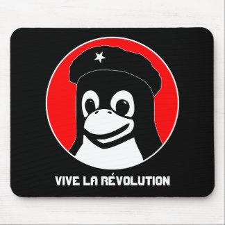 Tux Guevara (dark), Vive la Révolution Mouse Pad