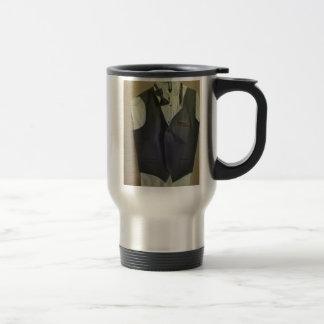 Tux Stainless Steel Travel Mug