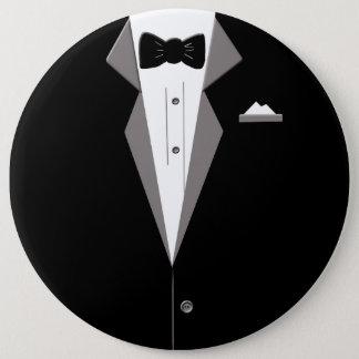 Tuxedo Art Clossal Badge