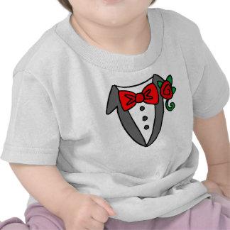 Tuxedo baby toddler t-shirt