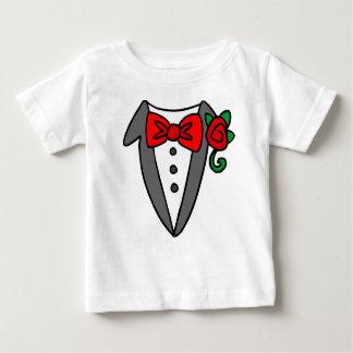 Tuxedo baby/toddler t-shirt