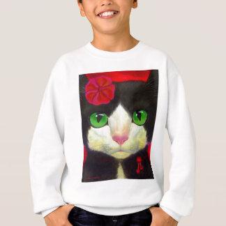 Tuxedo Cat Products Sweatshirt