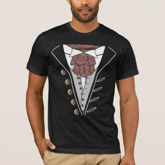 Tuxedo Cravat Diplomat T-Shirt
